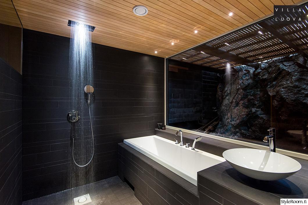 Inspiraatiota kylpyhuone (20 kuvaa)