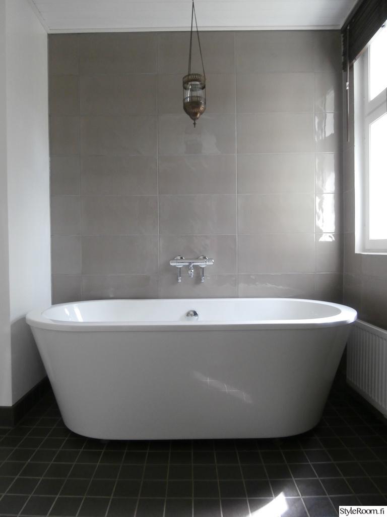 Vintage kylpyhuoneen peilin