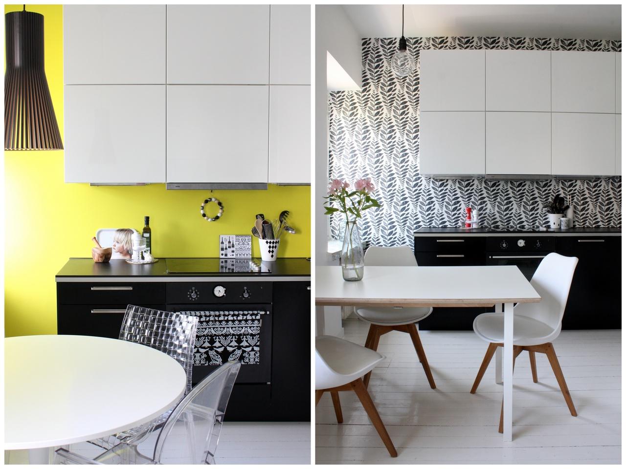 8 kotia keittiön välitilalla on väliä!  Styleroom fi