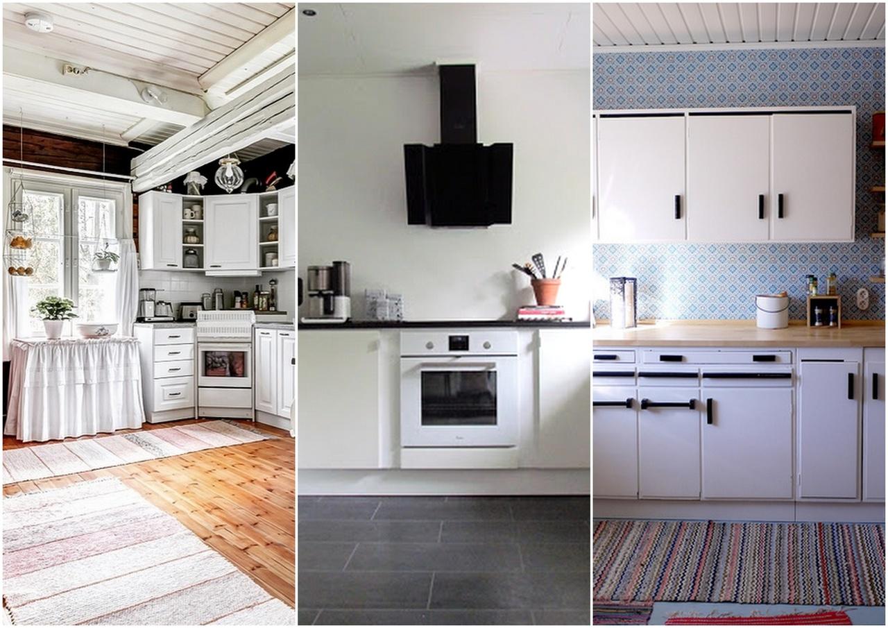 Top3: upeat keittiöremontit