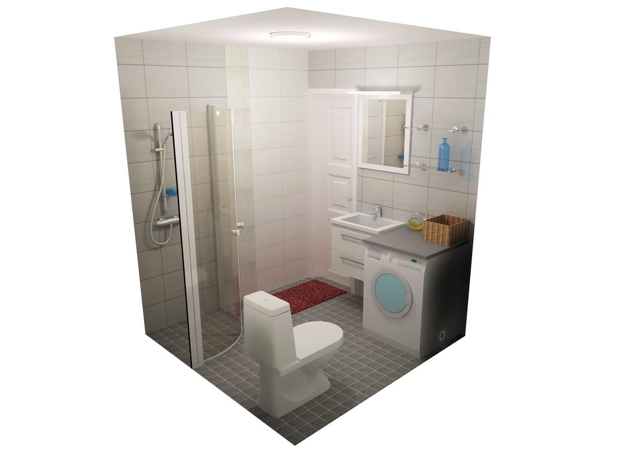 Kylpyhuoneen suunnittelu netissä – Rakentaminen talonsa