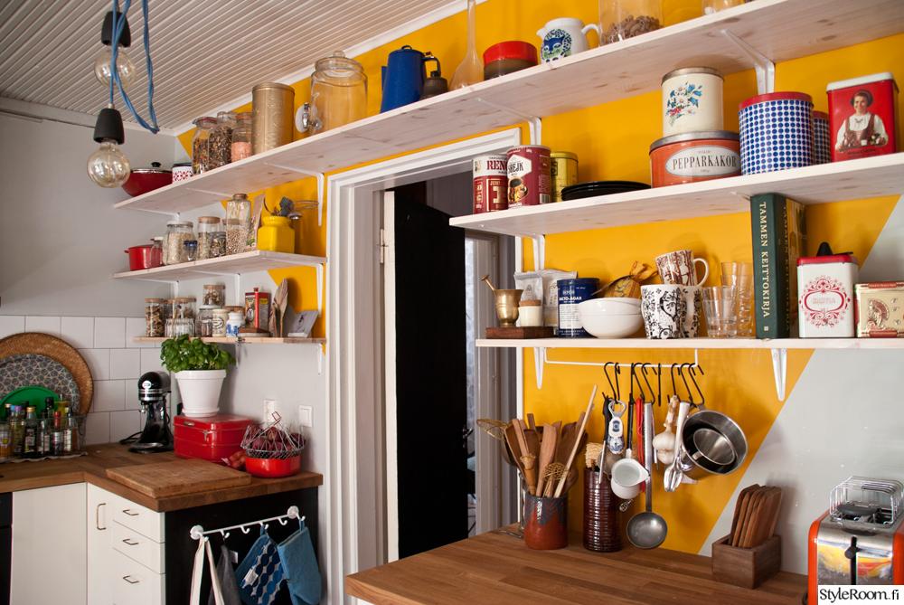 Vanhan puutalon keittiön uusi ilme  Sisustuskuvia jäseneltä anni julia  Sty