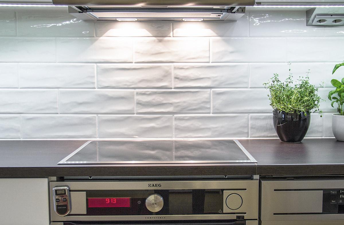 Kuva keittiö  Laatat kodin kaikkiin tiloihin  Pukkila
