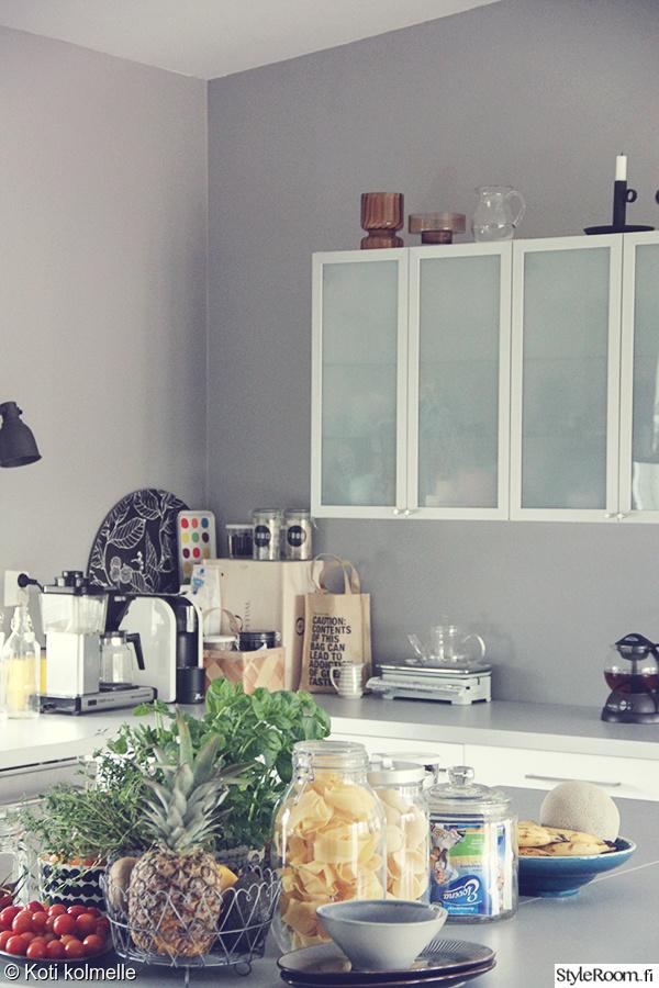 Keittiö  Sisustuskuvia jäseneltä kotikolmelle  StyleRoom