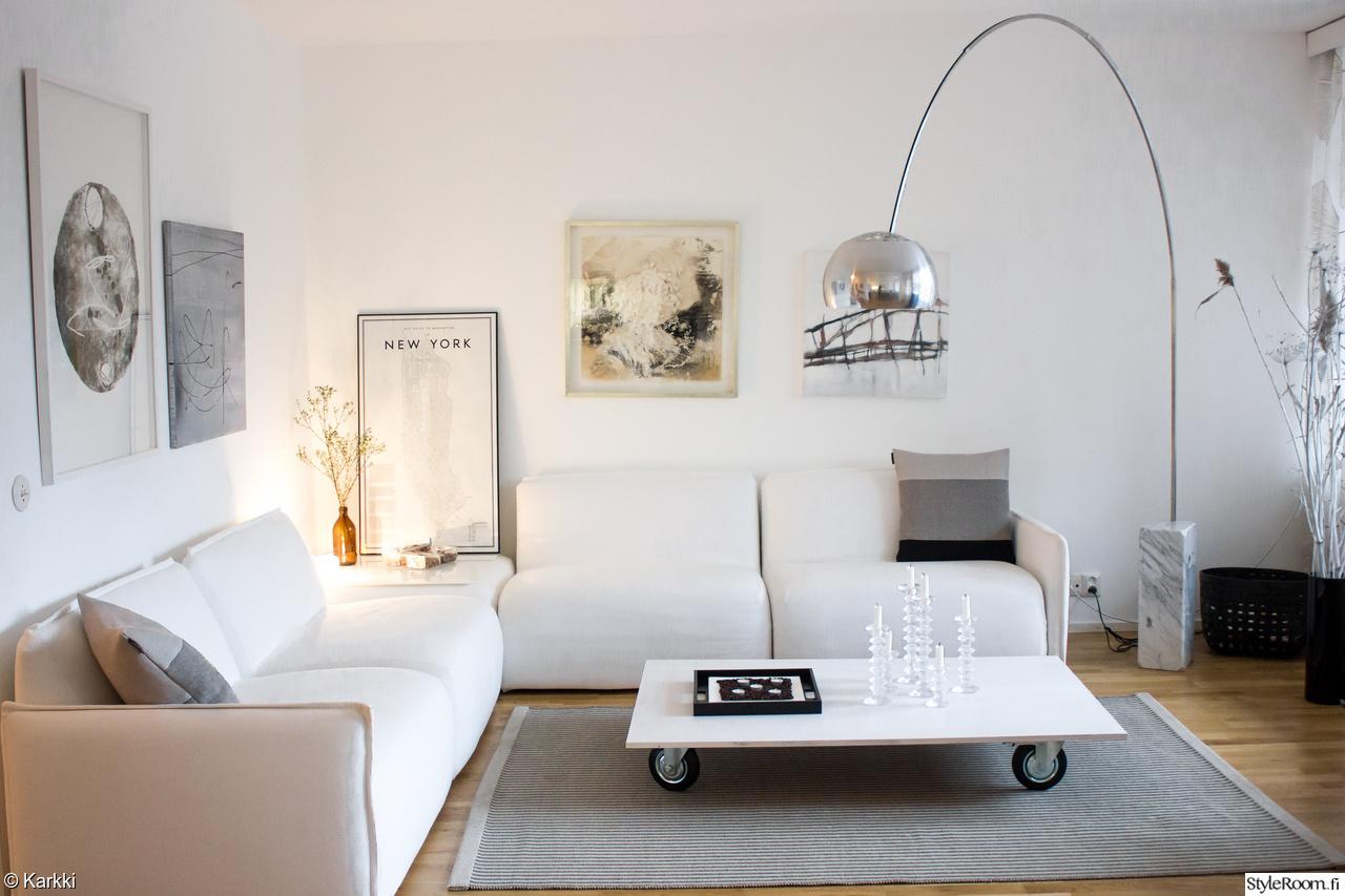 Olohuoneen Sohva : ... ,festivo,arco,valkoinen sohva,valkoinen sisustus,olohuoneen sisustus