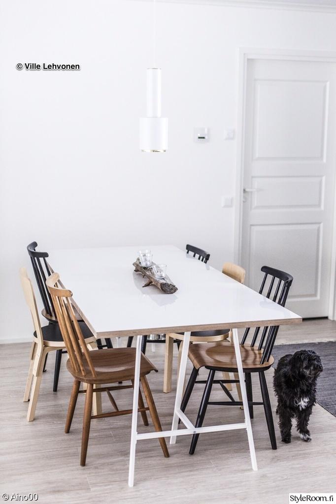Omakotitalon keittiö  Sisustuskuvia jäseneltä Aino00  StyleRoom