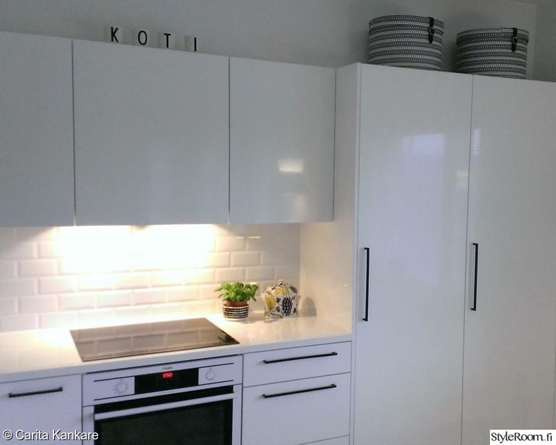 Kuva liesi  Minun keittiöni  caritakankare