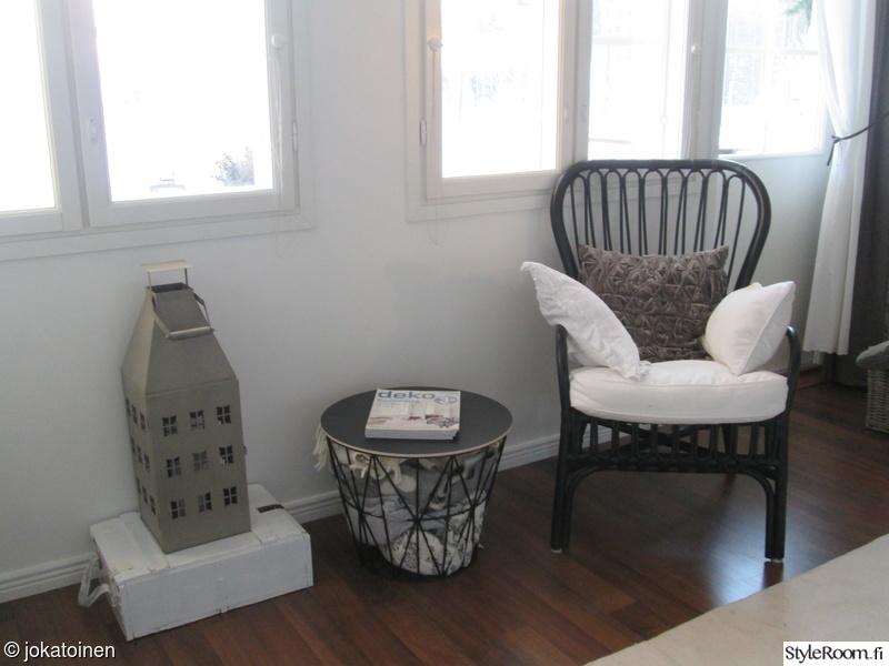 olohuone,ikea,sohvapöytä,korituoli,ferm living