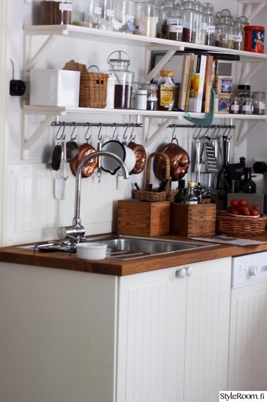 Kuva keittiö  Suomen pienin kauppamuseo ja vähän muutakin  MinnaJarvinen