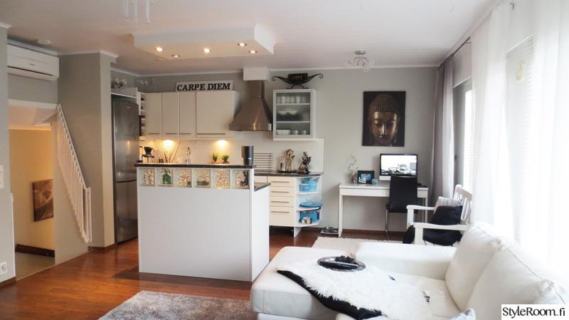 Bild på keittiö  olohuone keittiö av hypno