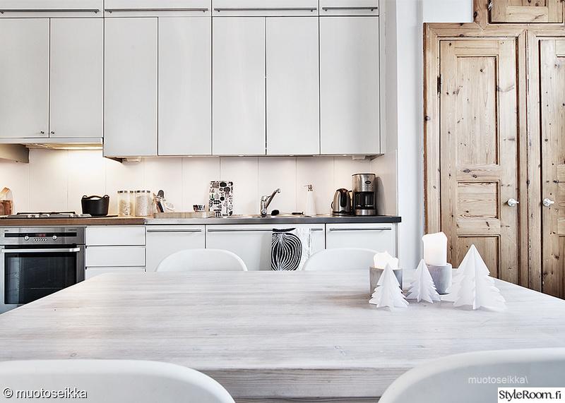 Bild på keittiö  VANHA KEITTIÖ  OUR OLD KITCHEN av muotoseikka