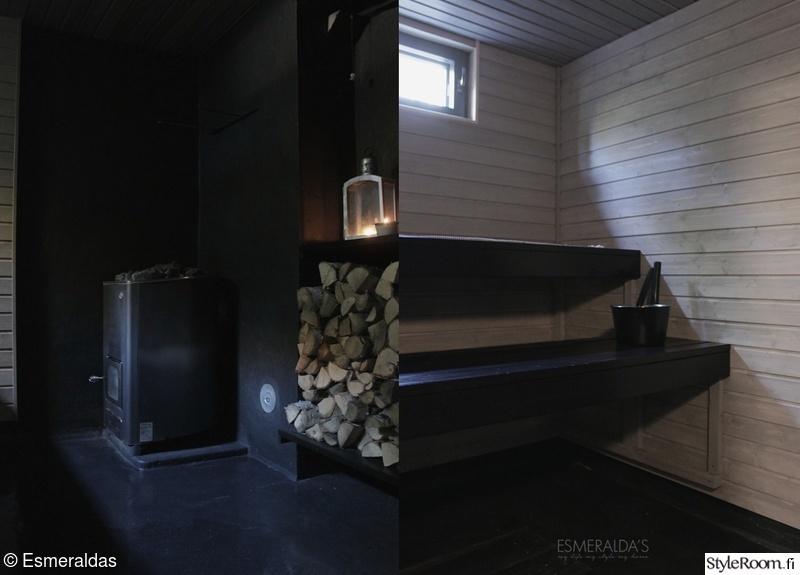 sauna,lauteet,kiuas,saunavaha,puusauna