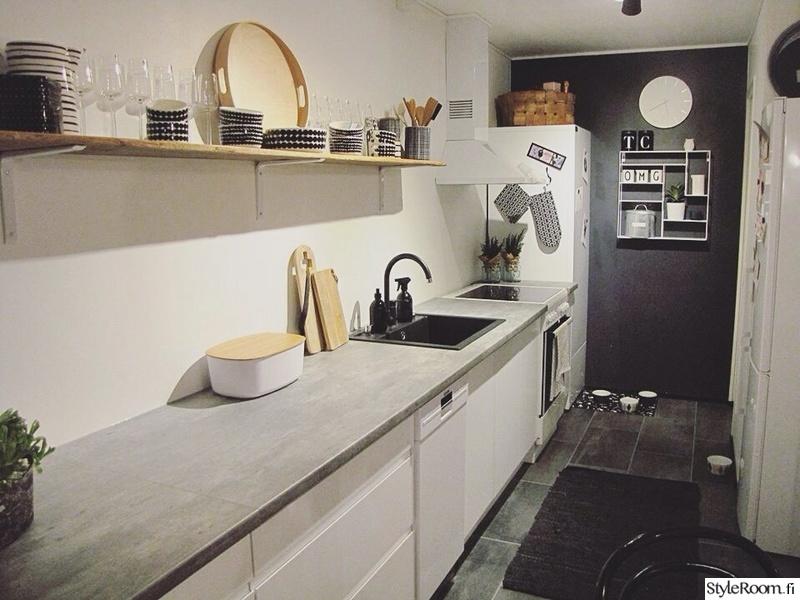 Kuva keittiö  Keittiön muutosprojekti  honkysplace