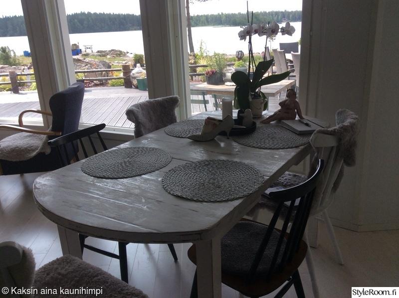 Kuva keittiö  Villa Rannankoti  Anjuska60