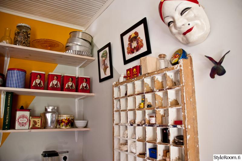 Kuva keittiö  Vanhan puutalon keittiön uusi ilme  anni julia