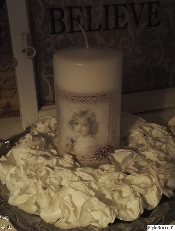 tuunaus,kynttilä,koristelu