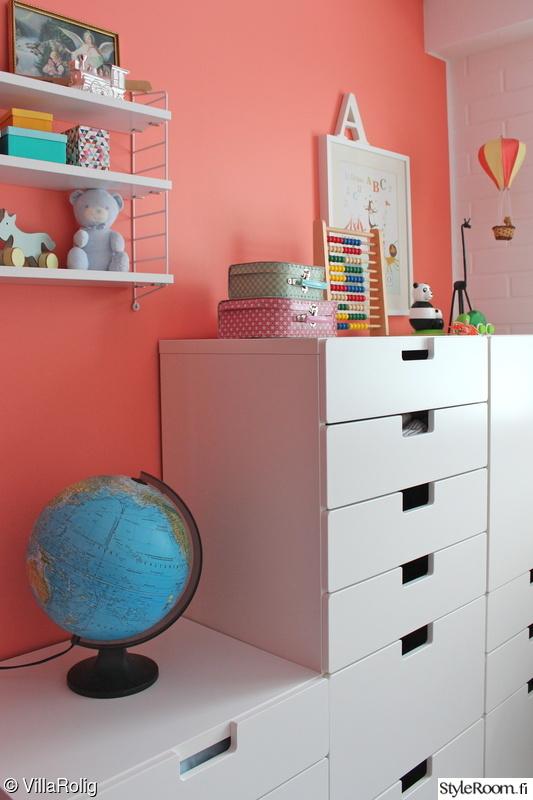 värikäs,laatikosto,seinähylly,avohylly,stuva