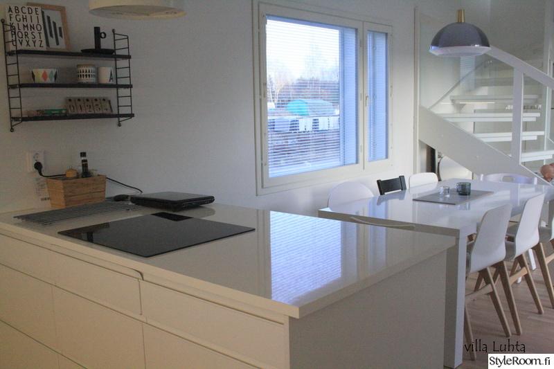 Bild på keittiö  Keittiö av villaLuhta