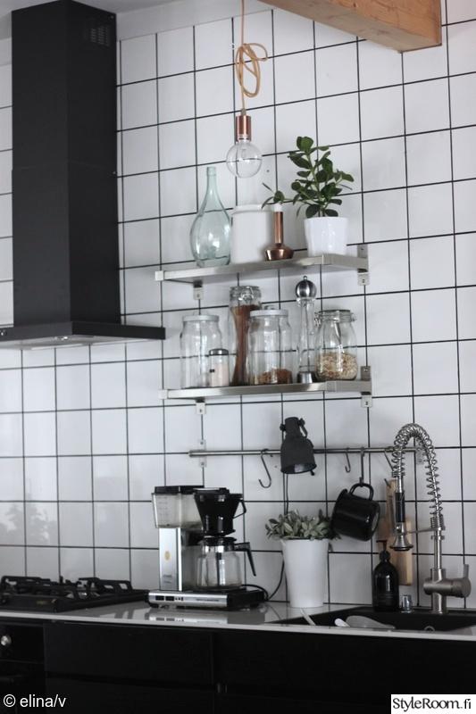 Kuva keittiö  keittiö Ladossa  elinavhjylkk
