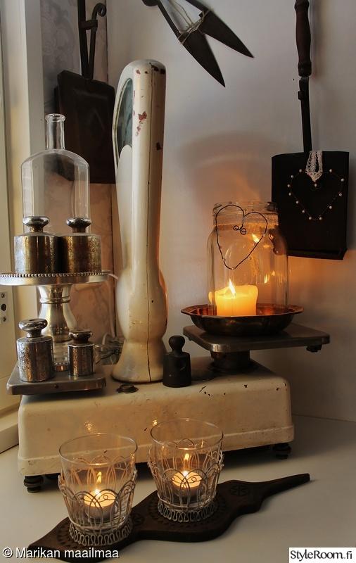 kynttilät,tunnelmavalo