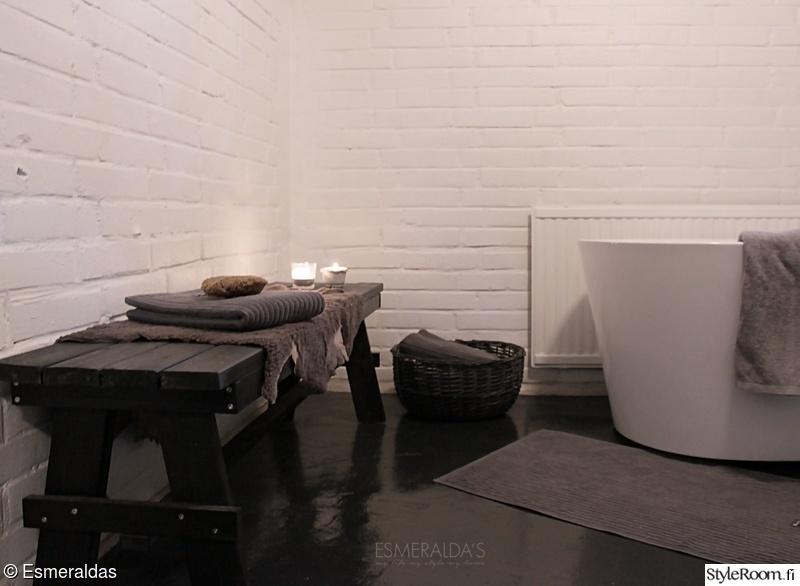penkki,kylpyhuone,kylpyhuone sisustus