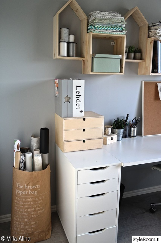 hyllyt,työhuone,säilytys,työpiste,lehdet