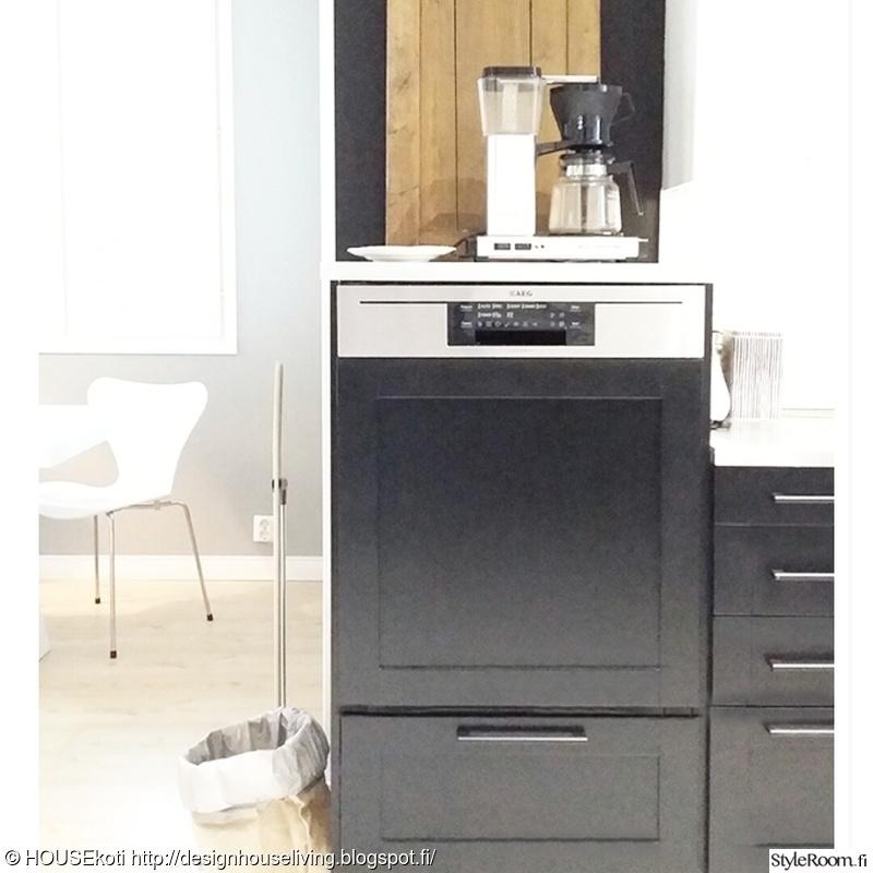 Bild på keittiö  Keittiön (diy) muutos maalin avulla av HOUSEkoti