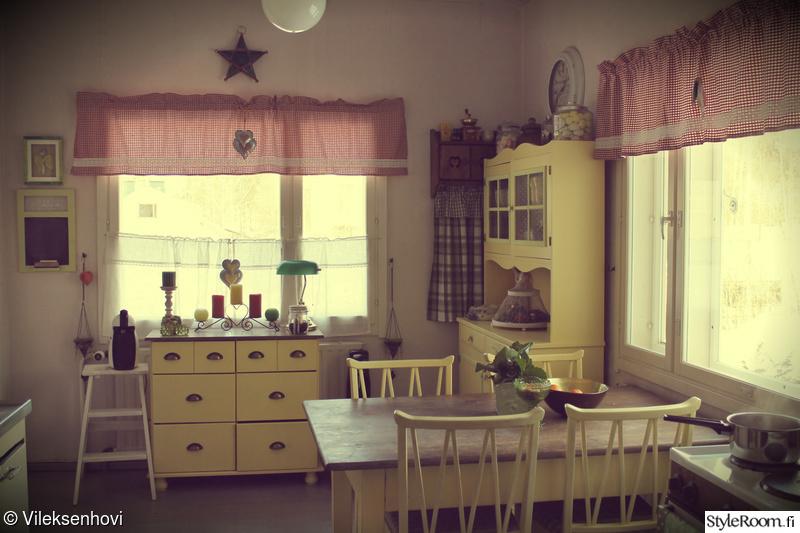 Kuva keittiö  Keittiö  Vileksenhovi