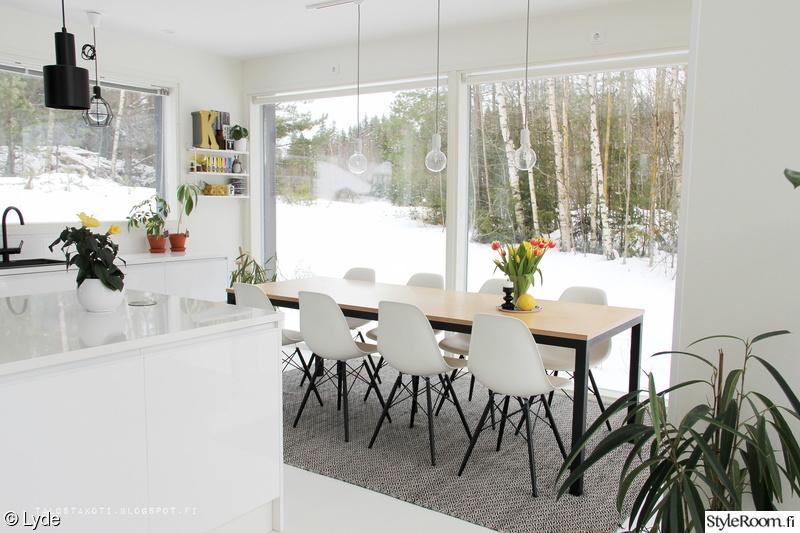 Uuden kodin keittiö  Sisustuskuvia jäseneltä Lyde  StyleRoom