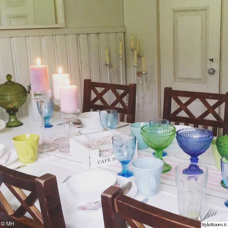 Bild på keittiö  Rintamamiestalo, valkoinen( myös välillä