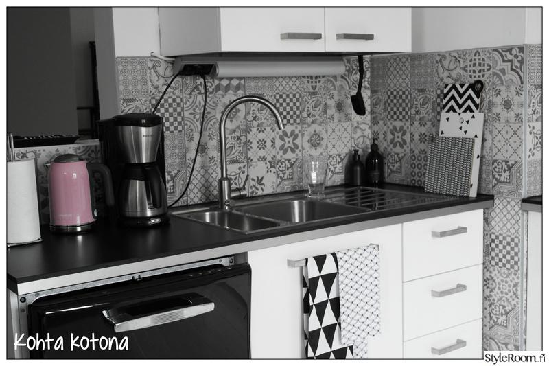 Kuva keittiö  Keittiö  neela kohta kotona