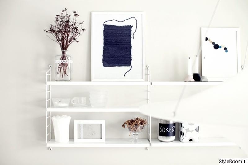 Bild på keittiö  DIY juttuja av valkoinensoihtu