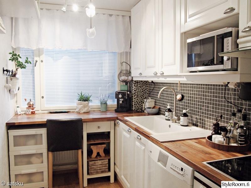 Bild på keittiö  Keittiö av satsku