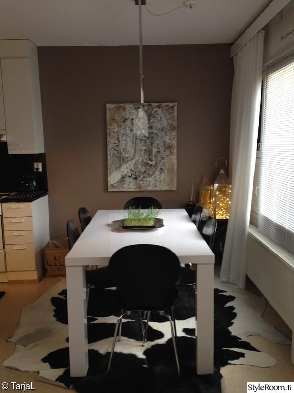 Kuva keittiö  Meidän koti  TarjaL