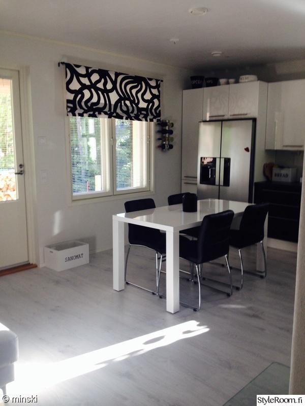 Olohuone keittiö  Sisustuskuvia jäseneltä minski  StyleRoom