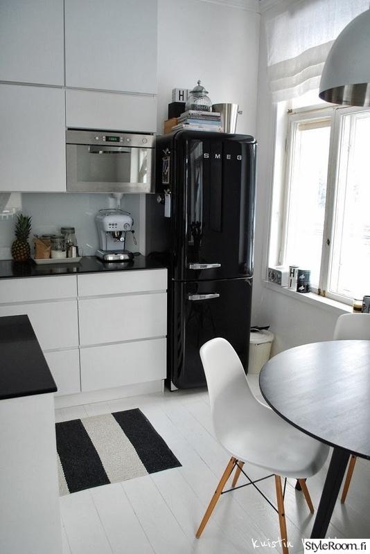 Kuva moderni  Vanha kotimme Keittiö  Kuistinkautta