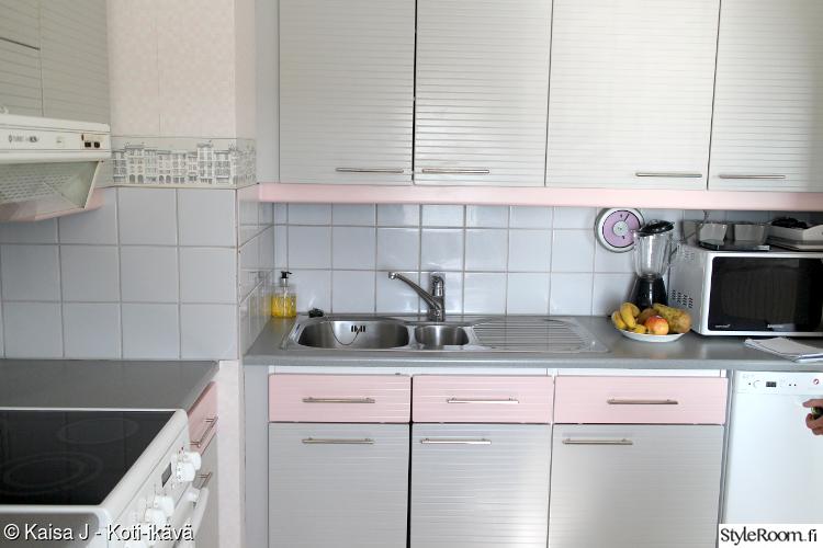keittiöremontti,remontti,keittiö ennen,ennen-kuva