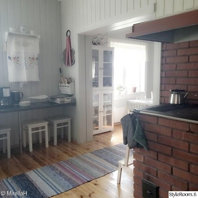 Kuva keittiö  Halmesaaren keittiön muutos  MirellaH