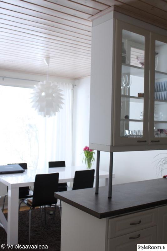 Bild på keittiö  Remontti av Valoisaavaaleaa