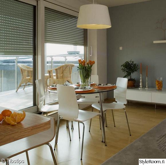 Kuva olohuone  Aurinkoinen olohuone  Tibs