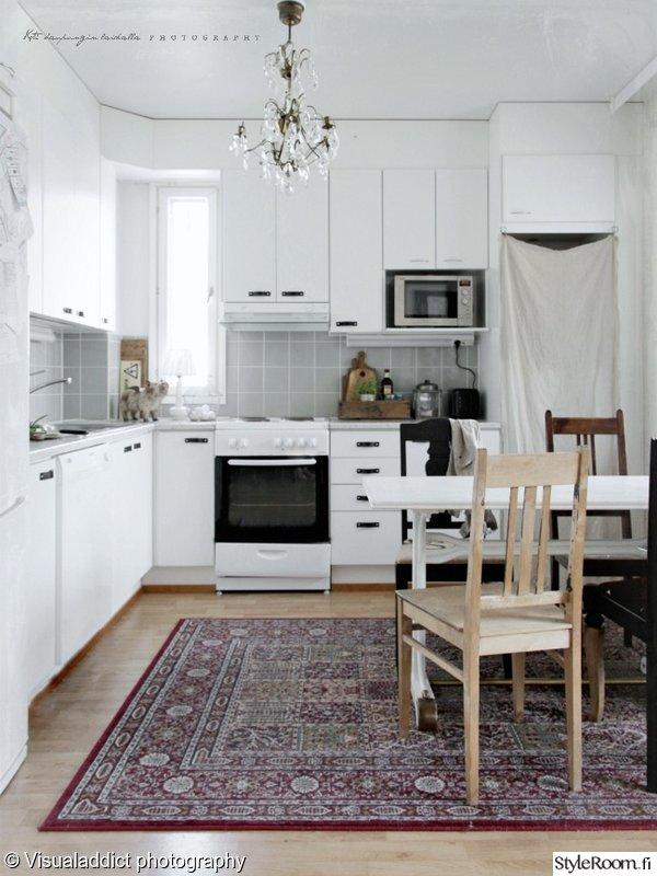 DIY  Nahkavetimet keittiöön  Sisustuskuvia jäseneltä kotikaupunginlaidalla