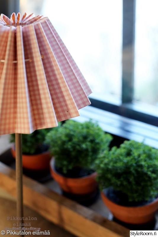keittiö,lampunvarjostin