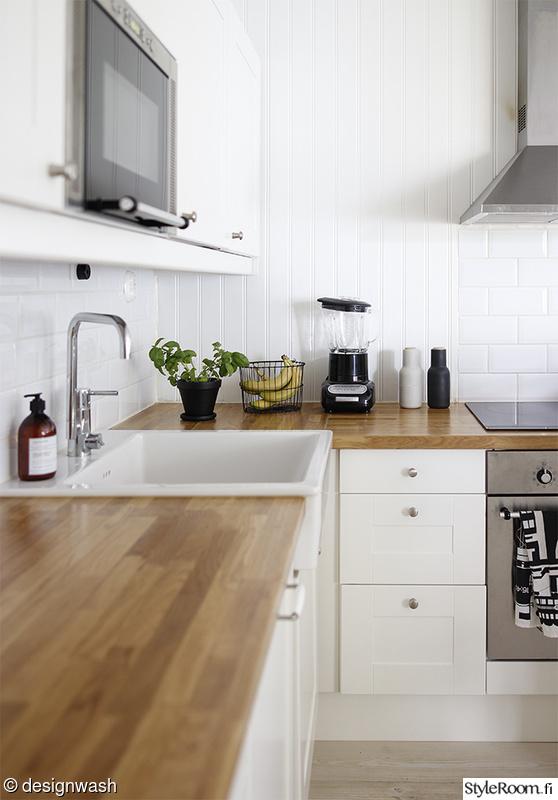 Kuva keittiö  Keittiö ja ruokailutila  designwash