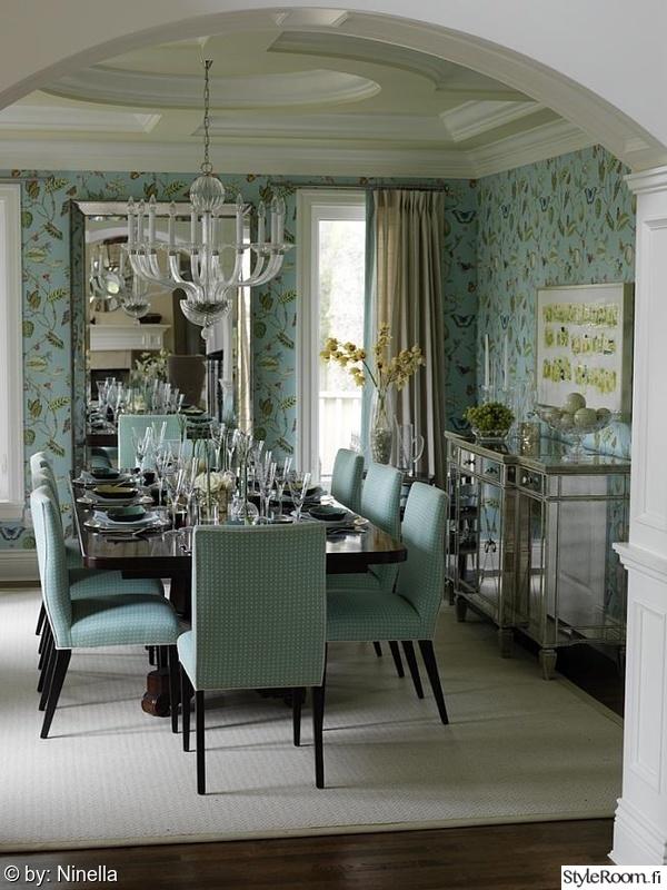 Vihreä keittiö
