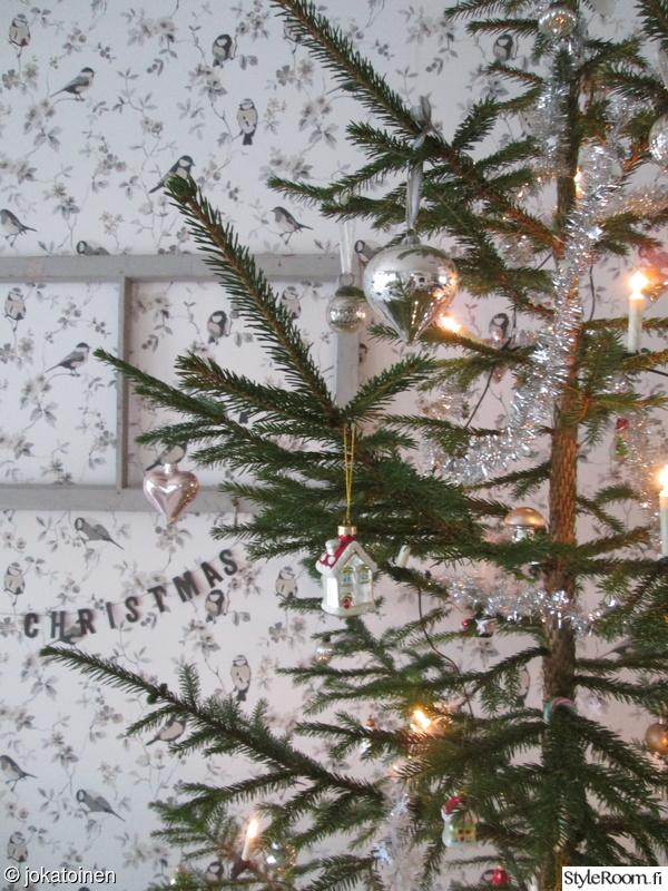 joulukuusi,joulukoristeet,boråstapeter
