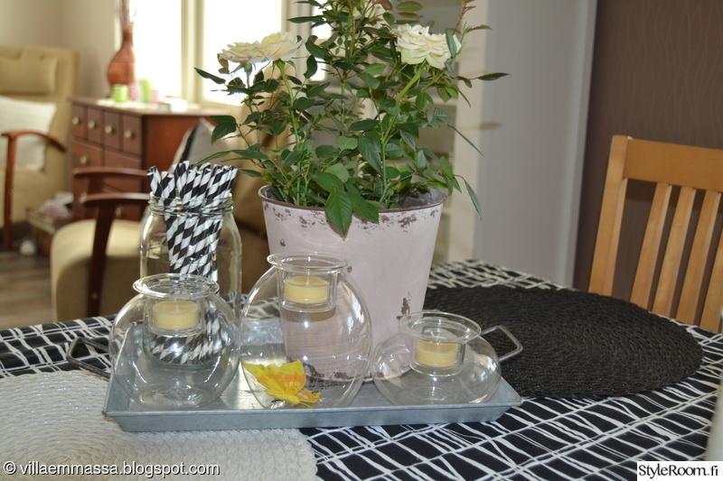Keittiö ja kattaus  Sisustuskuvia jäseneltä villaemmassa  StyleRoom