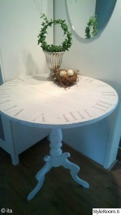 tuunaus,pöytä,kranssi,pyöreä pöytä,astelma