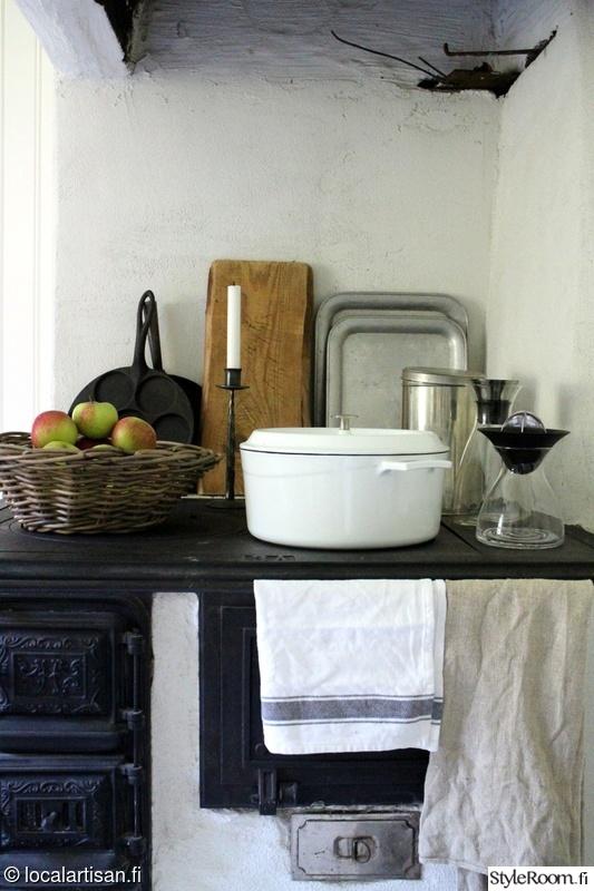 Villa Olivia – Syksyinen keittiö  Sisustuskuvia jäseneltä