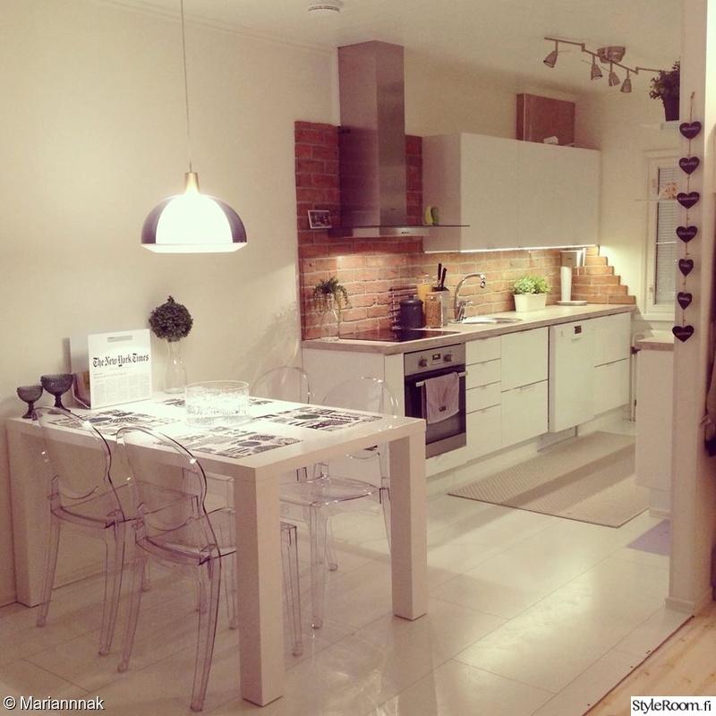 Bild på keittiö  Rakkaudesta uuteen keittiöön av Mariannnak