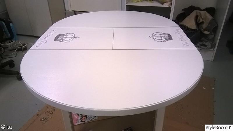 tuunaus,pöytä,ruokapöytä